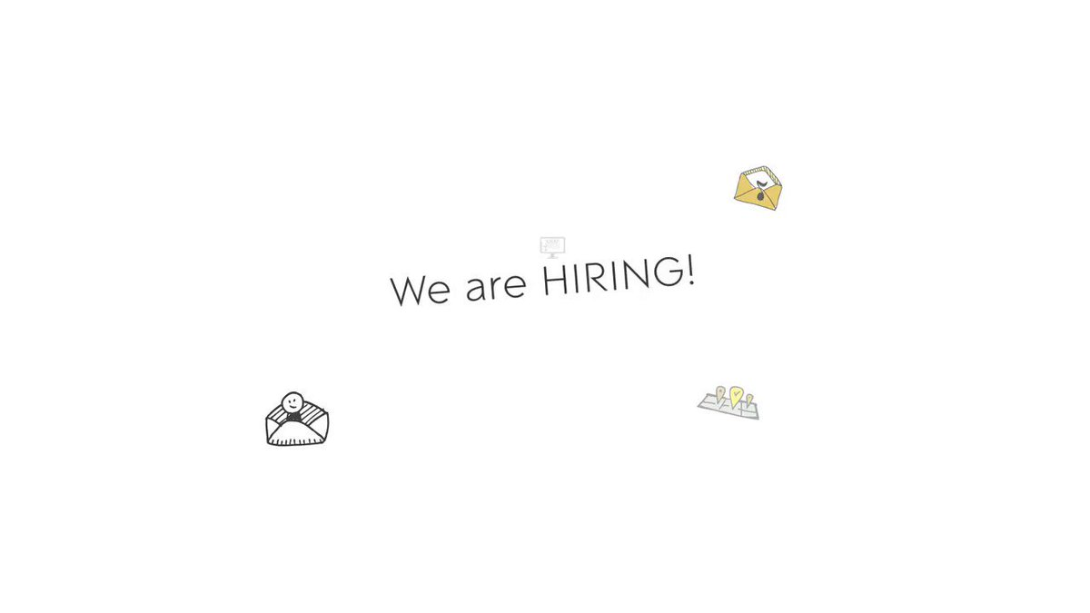 We're hiring a conceptual digital designer. Min 3yrs agency experience in digital design at conceptual level. Strong digital skillset. You'll be working on everything from brand development, creative campaigns, web design, social and much more Apply here https://t.co/PtDjCRear9