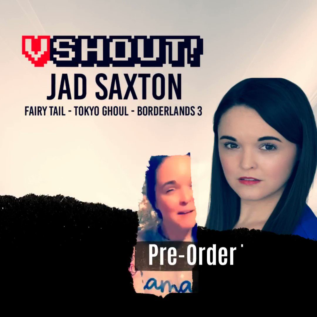 Order your @jadbsaxton #vshout! Mail in your own personal item to be signed OR choose a photo we have available. All autographed items come with a personalized video shoutout from Jad!
