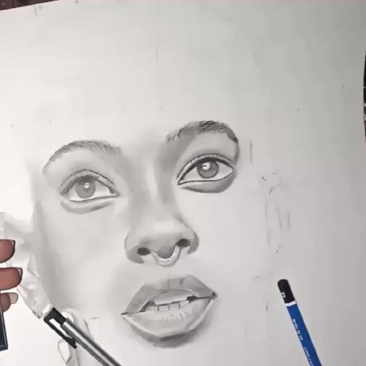 Time lapse of my first graphite work  in 2021 Muse:@OfficialWillow  . It cost you 0.00 to retweet,just help a brother 🙏🥺  #artshare #DrunkardDonkeyAJITH #bodypositivity #Cuppy #EricaNaYourMama #awesamtwtselfieday #CTBot #Contest #EqualityManVIJAY #ArtistOfMalaysia #dreamfanart