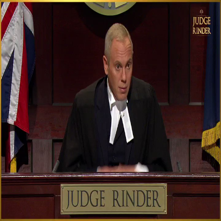 For those needing some Jazzy motivation on a Monday...Come on, we've got this!   Tune in weekdays to catch new Judge Rinder cases on @ITV & @WeAreSTV at 2pm https://t.co/NL647JVjev