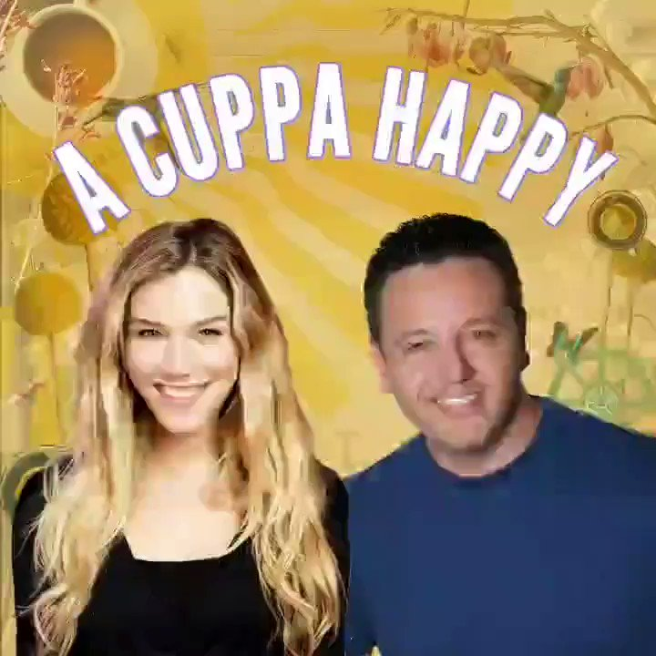 Hey everyone, im excited to announce our latest episode #ACuppaHappy. This time I spoke to psychic medium, @psychicmediumje He has helped many people find closure by communicating with the other side, it's really quite fascinating to listen to him.