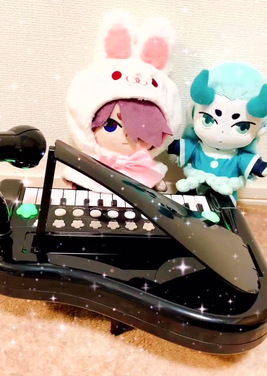 ピアノをおしえてあげる虚淮