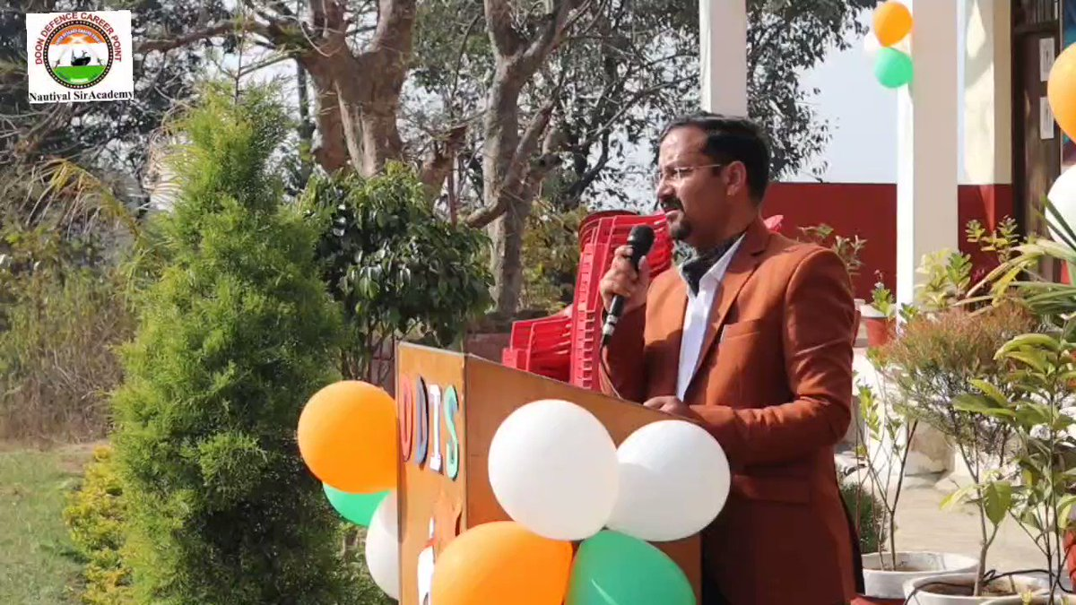 DDCP Director Sir motivational speech on republic day celebration #republicday #india #Bihar #bihar_defence #bihardefenceinstitute #happyrepublicday #republicdayindia #love #patriots #national #bhfyp #indianarmy #republic #photos #republicdayparade #k #jaihind #after12th   #CDS