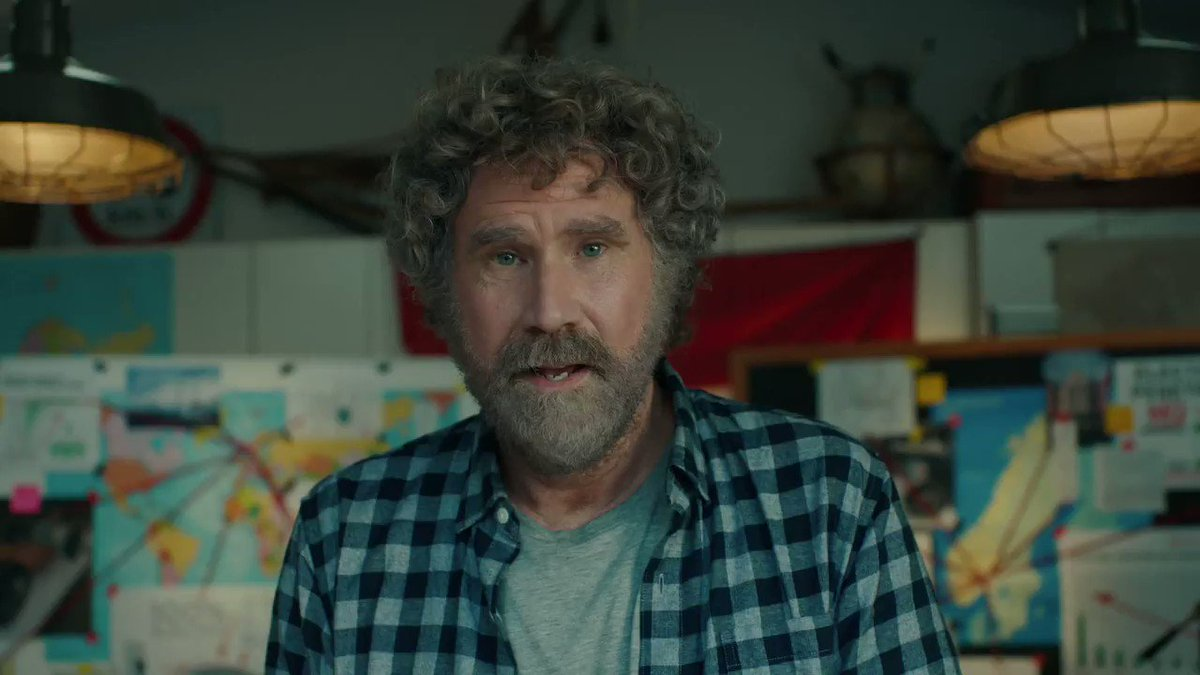 With the help of actor Will Ferrell, General Motors is waging a battle against Norway in a 60-second version of this ad during the #SuperBowl. Read more from @MikeWayland
