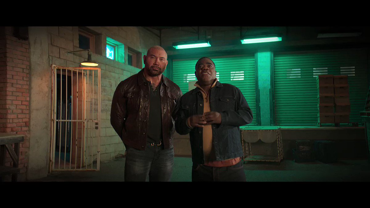 #SBLV, meet the incredulous @DaveBautista 💪 See us and @RocketMortgage 02.07.21. #ad