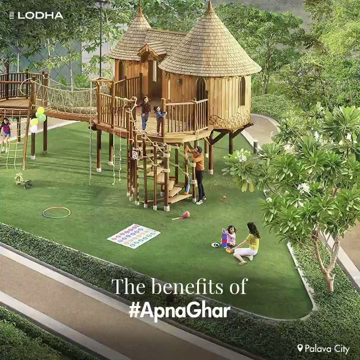 Owning #ApnaGhar has numerous benefits for you and your family.  #BuildingABetterLife #Homebuying #Investment Read more: