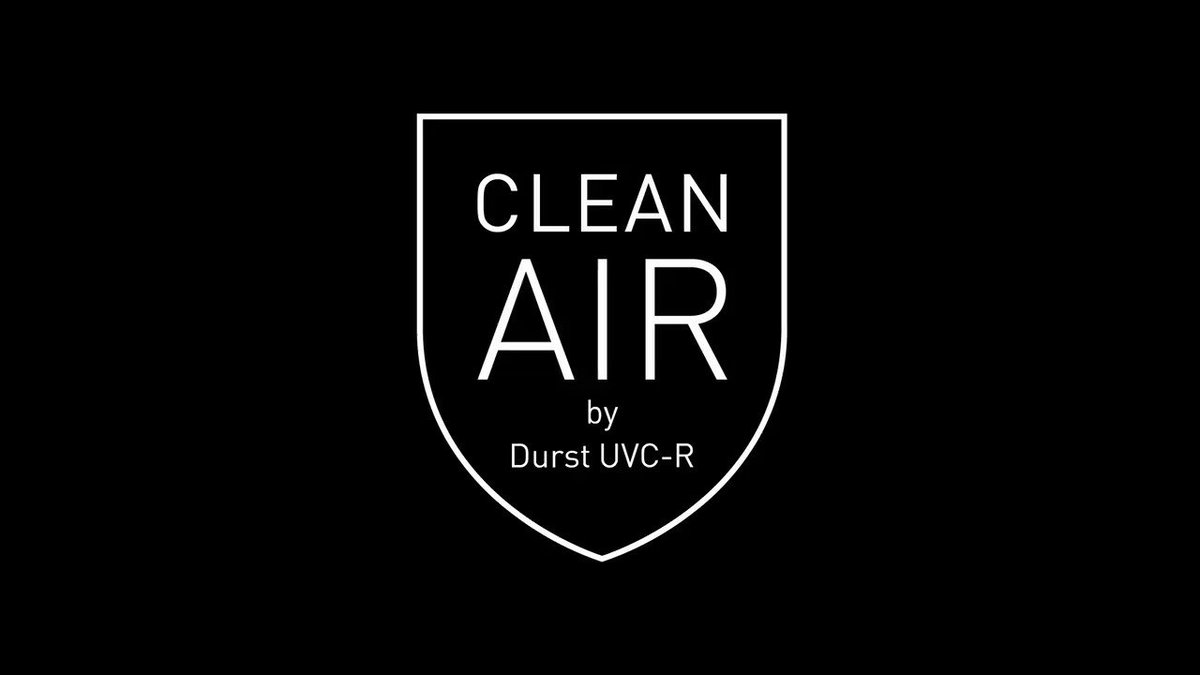 Image for the Tweet beginning: VIRUS FREE ZONE Air disinfection with