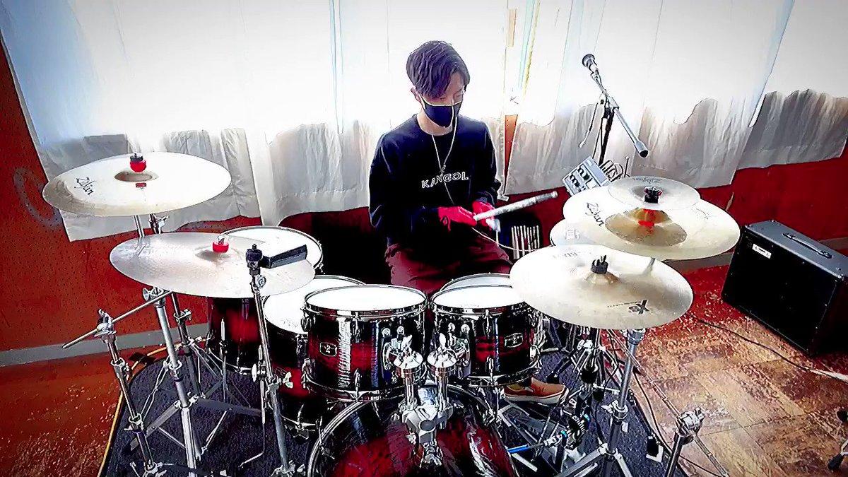 【Vaundy】東京フラッシュ 叩いてみた!#Vaundy #東京フラッシュ #叩いてみた #ドラム #Drum