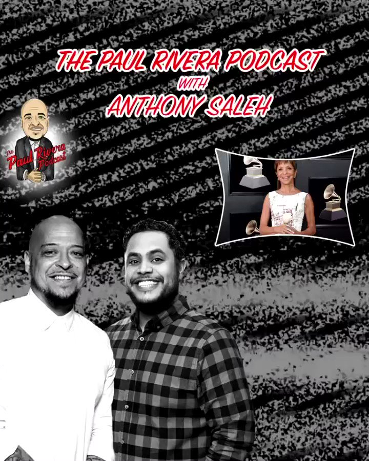 NEW EPISODE of The Paul Rivera Podcast with talent manager, investor and entrepreneur Anthony Saleh. @Dude_Br0 talks about his pitch to @Nas, gives advice to anyone trying to get in the game and so much more. One of the best in the game and even better person. *Listen on iTunes