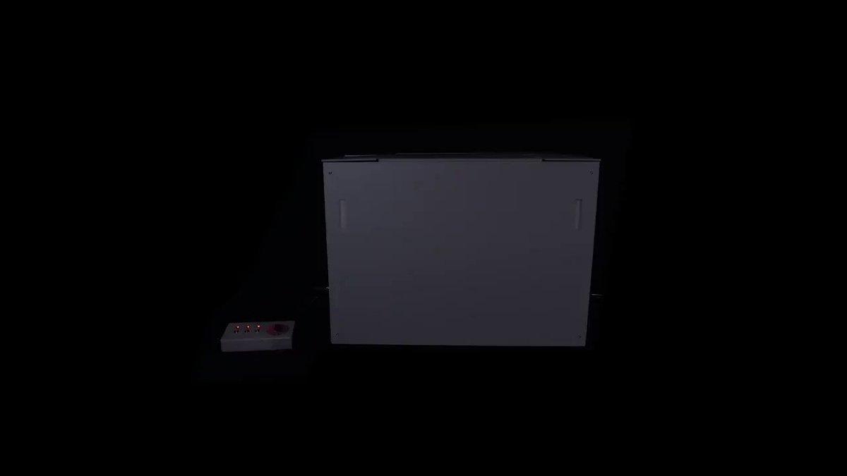 どんな物でもゴージャスに登場させる箱【デルモンテ】の新型を製作しました。