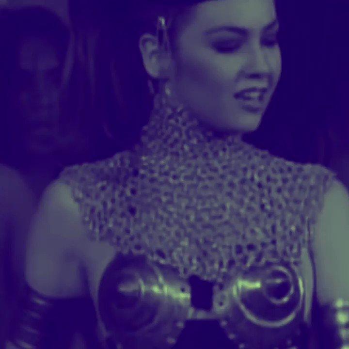 ¡No te pierdas el video de #Marimar (Boogie Mix) en las playlists #TRetro y #ThaliaLosInicios en mi canal de #YouTube! 💋💋💋💋 ➡️