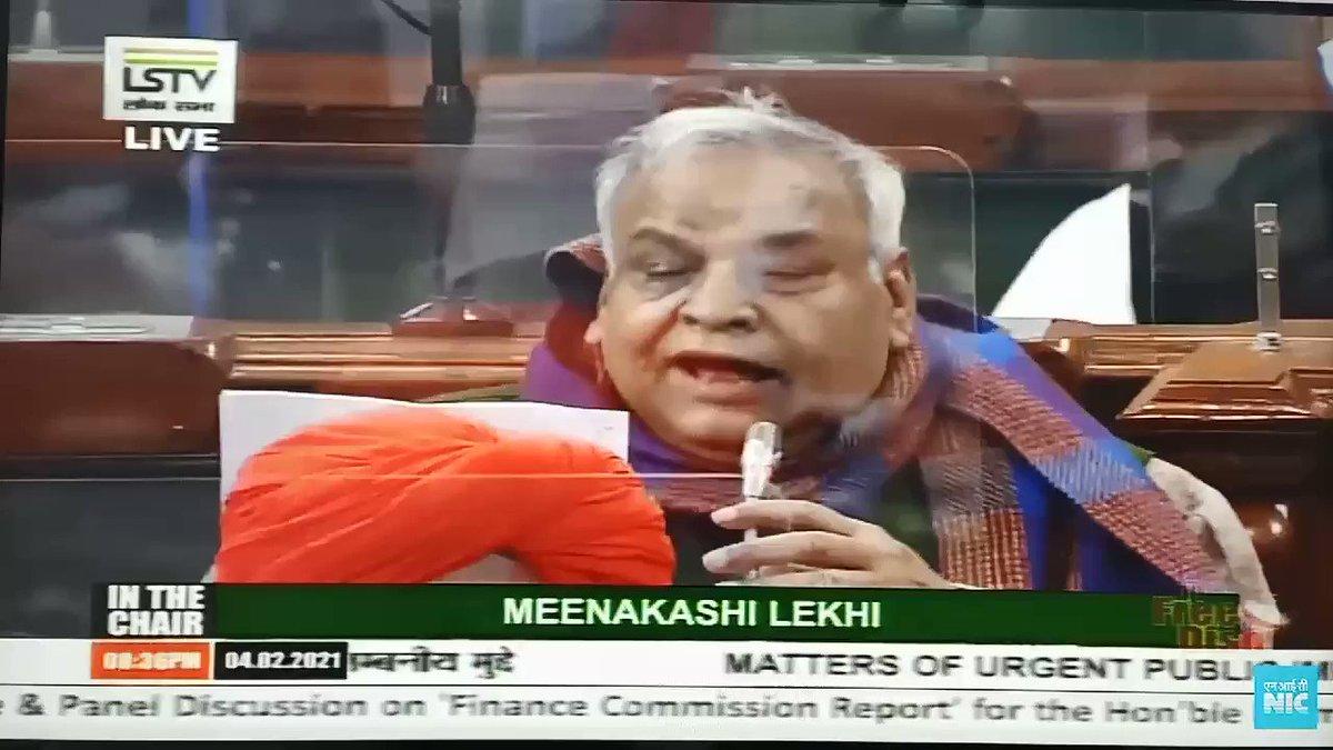 लोकसभा के शून्यकाल के दौरान, कानपुर में वर्ष 2013 से बंद पड़ी बी0आई0सी द्वारा संचालित लाल इमली मिल के सैकड़ो श्रमिक भाईयों के बकाया वेतन भुगतान इत्यादि समस्या का तत्काल समाधान किय जाने का मुद्दा उठाया। #Parliament #parliamentarybusiness
