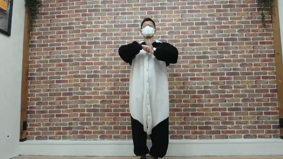 Husky誕生日おめでとう(*^O^*)記念にHuskyのセンターが多い「千轉」を踊ってみました。色々大変だろうけど、これからも応援してます!加油!#producepandas #熊猫堂 #千轉