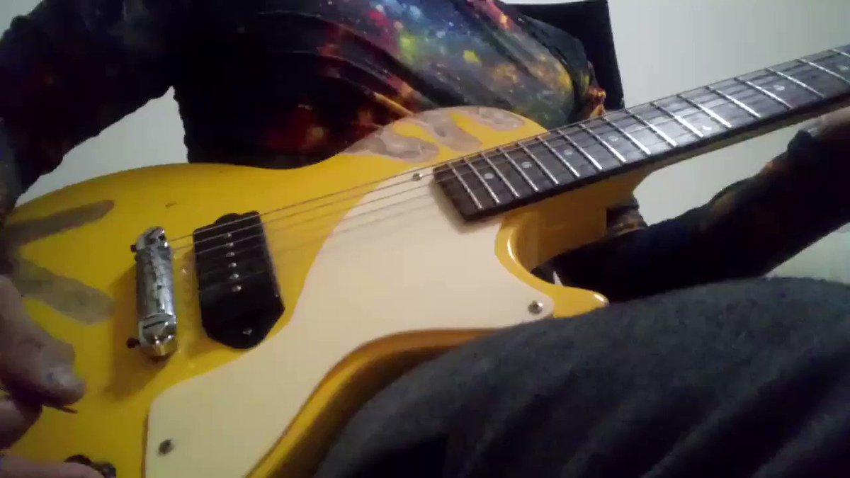BEYOOOOONDSの「こんなハズジャナカッター!」#弾いてみた #ハロプロ #ギター #ハロヲタさんと繋がりたい