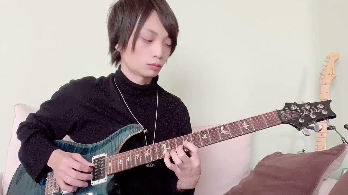 最近一番弾くのが好きなフレーズです😌良かったらフルで見てね✨BAROQUE 「たとえば君と僕」弾いてみた  @YouTubeより