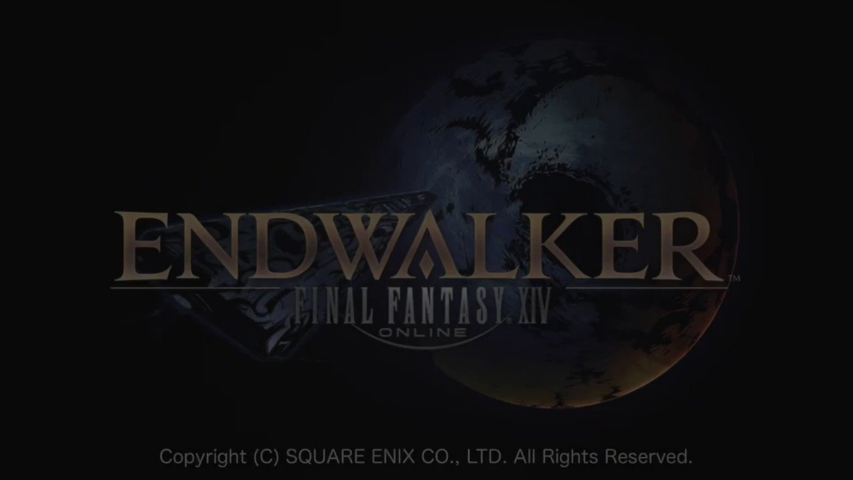 ENDWALKER Teaser Trailer introイントロ弾いてみた。#FF14#ENDWALKER#弾いてみた
