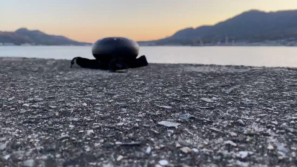 スリットドラムと言う楽器の音色聞かれたことありますか?瞑想やヨガでリラックスする時によく流れてますよね今日は夕暮れタイムに、感じるままに演奏してみました島の風景にマッチングしますね✨✨✨今日も一日お疲れ様でした🍀✨#島暮らし#スリットドラム#ちあだん