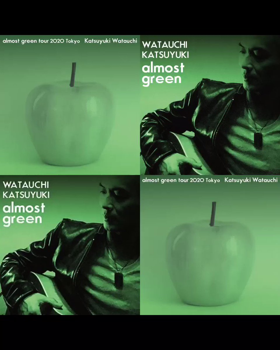 「almost green tour DVD」へのご予約誠にありがとうございました🍏ヴァレンタインデイの到着まで今しばらくのお待ちを。引き続きアルバム「almost green」はCDとサブスクリプションでお楽しみ下さい♫