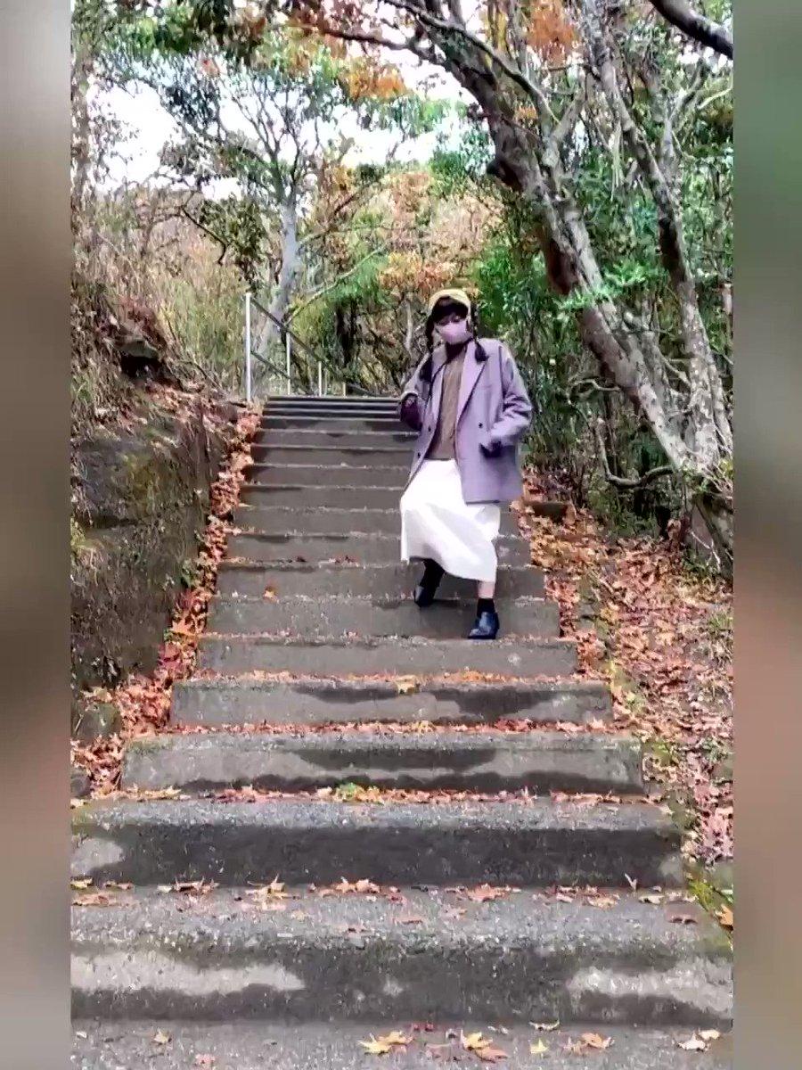 #女子トク旅 そらまるゲスト回  特別編『徳井青空の  ゆっくり階段』@tokui_sorangley @tabichanjp