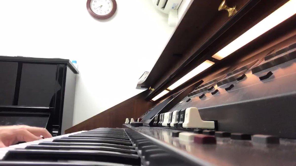 マリオがカフェでまったり中🥳をイメージしてアレンジしてみた!#USJ #ユニバ #USJファン #マリオ #ニンテンドーワールド #マリオエリア #弾いてみた #演奏