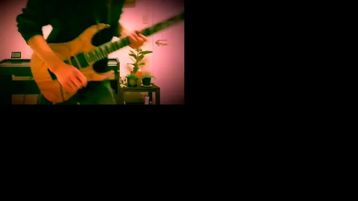 『Unmei♪wa♪Endless)』Gt:ろくねさん( @rokune_0180 )の演奏にKeyで参加してみました。#映画けいおん#けいおんリレーセッション#けいおん