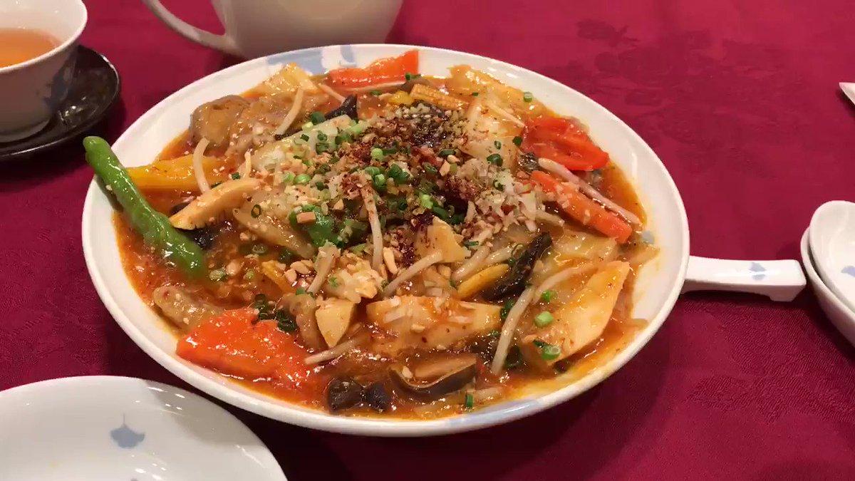 数々の有名料理人が熊本までわざわざ食べに行く四川料理の名店の隠れメニュー水煮牛肉‼️中国四川料理 桃花源(熊本県熊本市城東町) 詳細はこちら↓↓↓↓↓