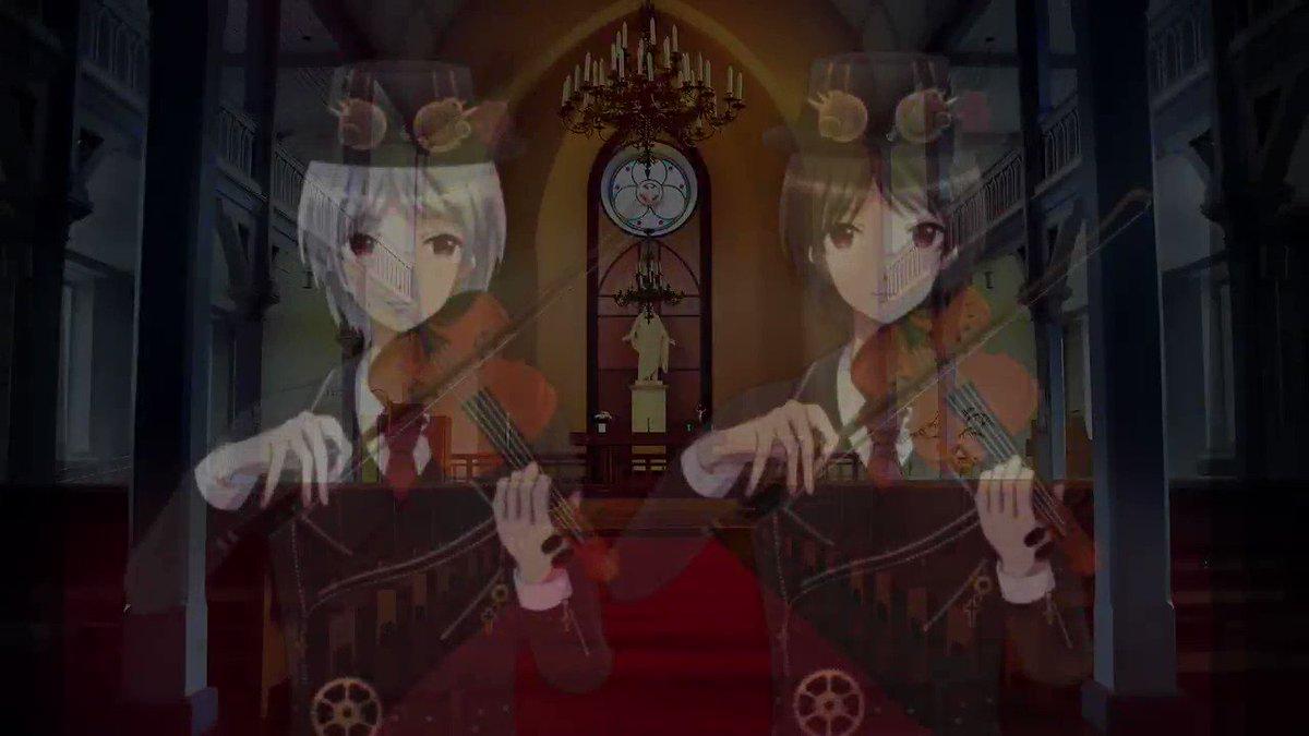 【Vtuber】「2つのヴァイオリンのための協奏曲 ニ短調 BWV1043 第1楽章」演奏してみた!【遊音しゅん】 今回はがっつりクラシック!もう一人の遊音との二重奏楽しかった~!ぜひ聴いてね~!#Vtuber #遊音しゅん#Violin #Vtuber好きさんと繋がりたい
