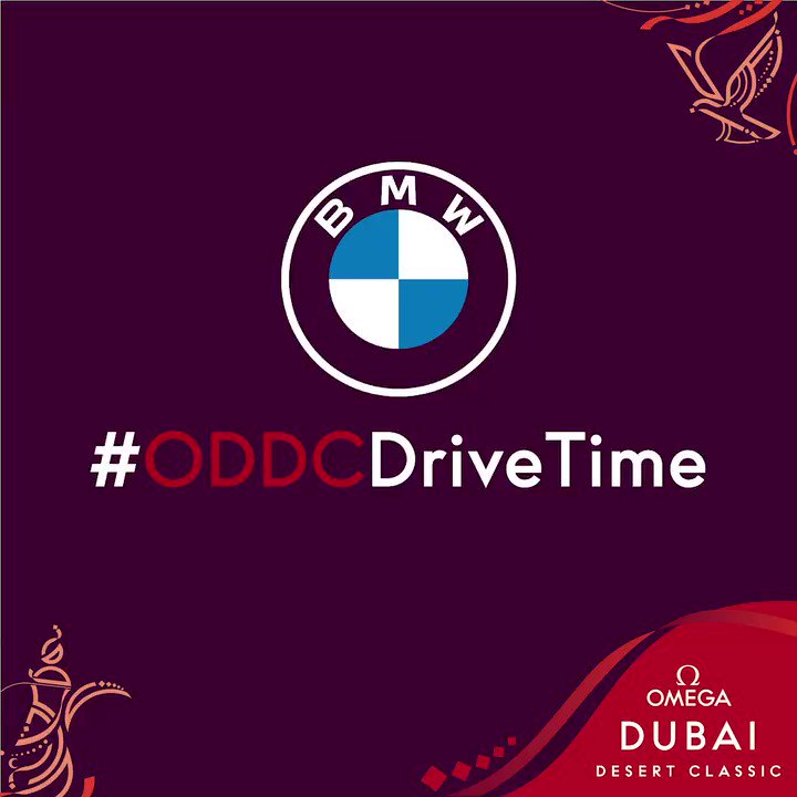 BMW x #ODDC   Some of our special guests had the chance to arrive at the OMEGA Dubai Desert Classic in style thanks to our friends at @BMW_AGMC! 🚘  #MadeForGreatness #TimeToMakeHistory