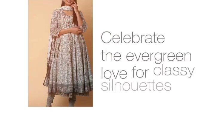 Celebrate twirls! 🌸✨ Feel that desi feeling with our #StylizedAnarkalis from the #SpringSummerCollection 2021.  Shop these looks: https://t.co/GkYH6xJegU  #BibaIndia #Anarkali https://t.co/gtTOEkhgNo