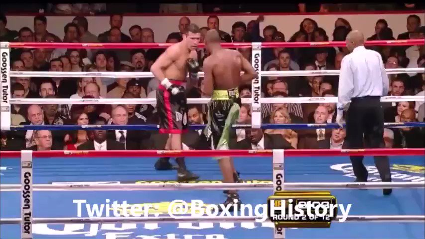 Enjoy 2 straight minutes of fighters being punched into a heap 🥊