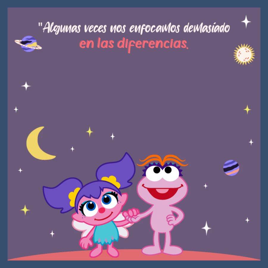 Niños y niñas podemos llegar al espacio, cumplir nuestros sueños y mirar las mismas estrellas ⭐🚀⭐