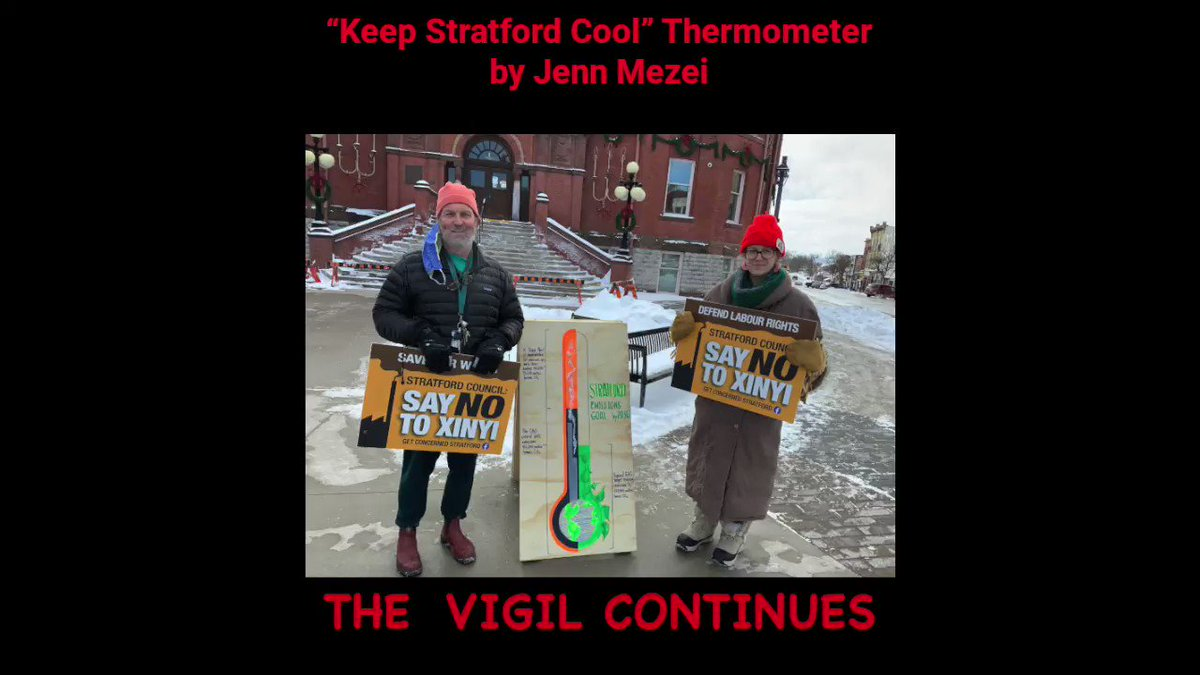 Will Stratford councillors keep their promises and act on the climate emergency? Vote Xinyi out. Stratford is watching. @unicornbon @thebeaconherald @TabathaSouthey #NoXINYI #NoMZO