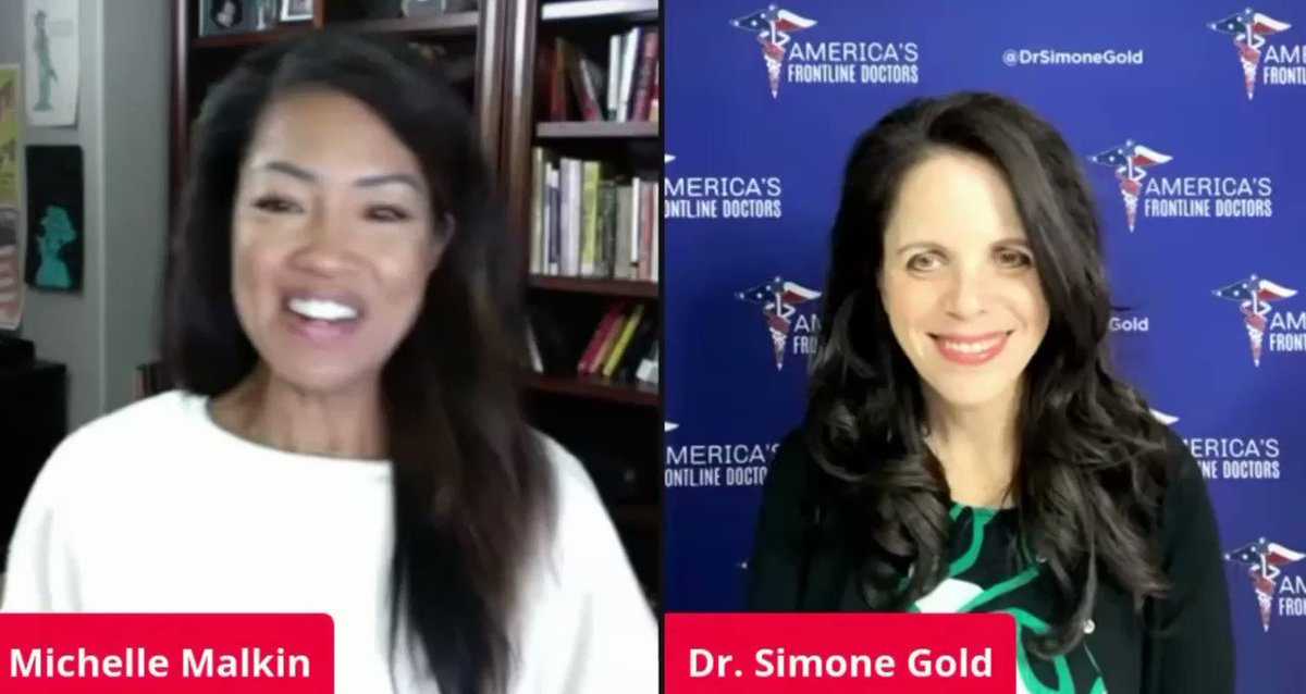 MUST WATCH: Don't miss my interview on #MalkinLive: Stop Medical Discrimination - the SMD petition.  We discuss safety and fertility issues related to rushing experimental meds without the proper risk assessments.  Link:
