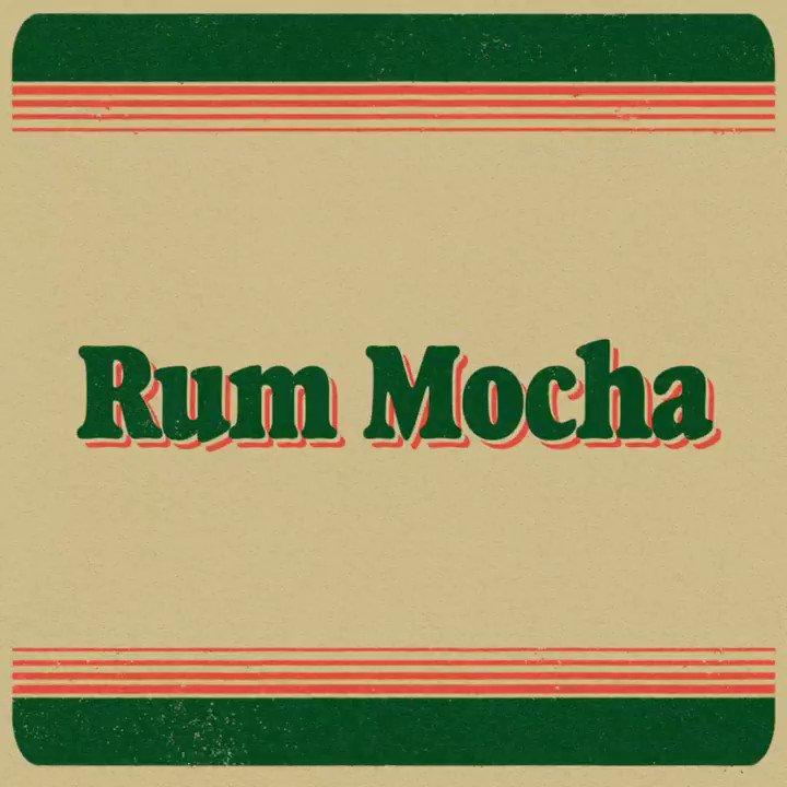 Get the full Rum Mocha recipe at . #SelvaReyRum #TropicalLuxury #ChocolateRum