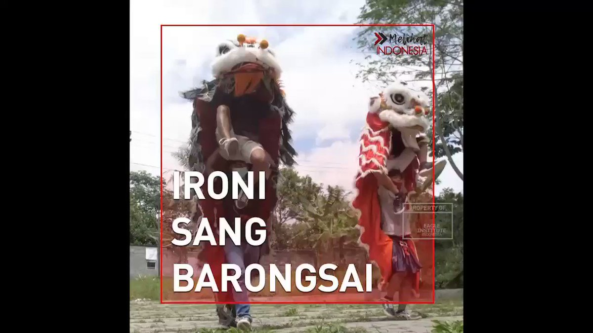 "Trailer film dokumenter  #MELIHATINDONESIAMETROTV spesial #Imlek ""Ironi Sang Barongsai"", selengkapnya hari Minggu (14/2) pukul 08.30 WIB. #imlekmetrotv"