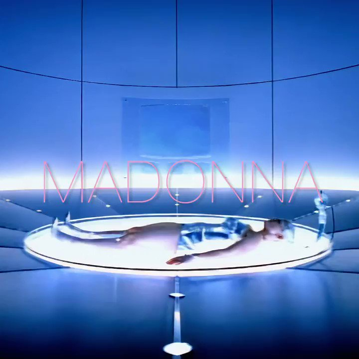 """Today is the last day…"" That's right, the wait is over! The ""Bedtime Story"" single hit the stores on this very day back in 1995 and we are happy to announce that the HD version of the video is now live on Madonna's Youtube! youtu.be/CSaFgAwnRSc #bedtimestory #video #HD"
