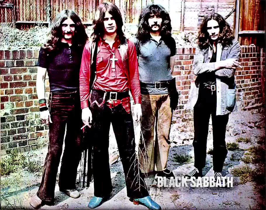 Replying to @MonstersOfRock: On this day in 1970, Black Sabbath release their self-titled debut album.