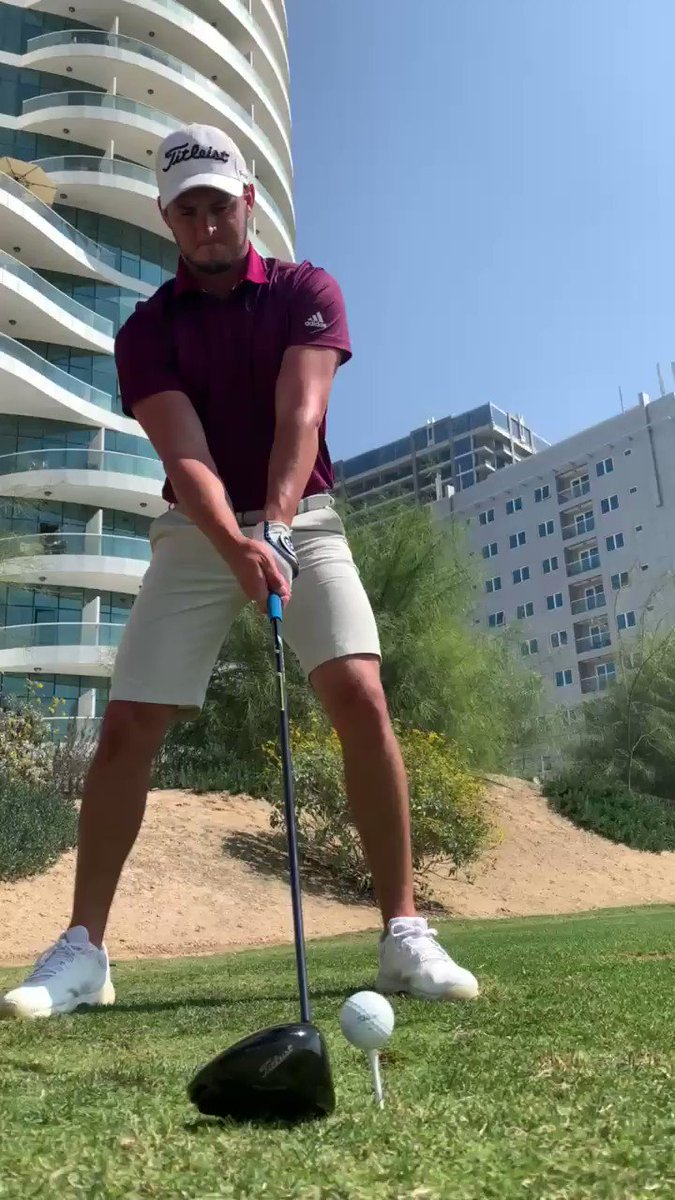 Did you know that golf is now classed as a speed sport? #f1 #golf