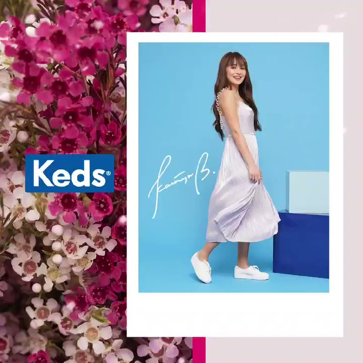 👟👟 are our love language #Kedsstyle #KathforKeds  Shop a pair at Keds stores, online at , or through the Keds Ph Viber community, and our personal shoppers will assist you! Join here:   @bernardokath
