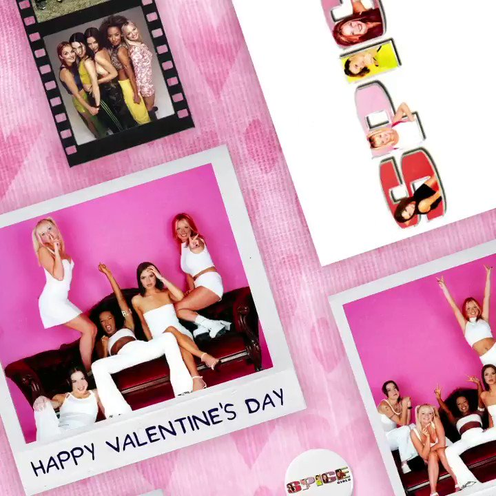 Replying to @spicegirls: Sending you all love today and always 💕