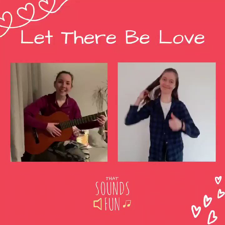 Happy Valentines Day! Here's some love to spread around...what's your favourite song about love?? 💕   #thatsoundsfun #lettherebelove #valentinesday #sharethelove #sundayhymn #momentofcalm #guitar #singtogether #singforlove