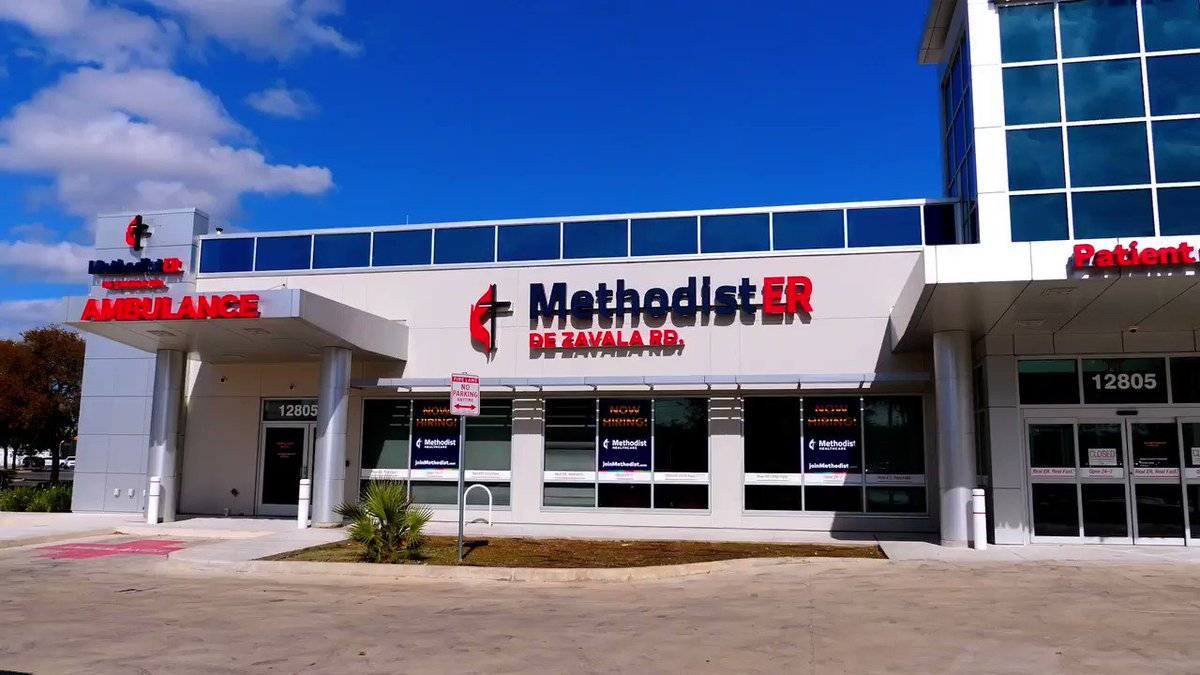 We've opened 3 new emergency rooms, giving our community convenient access to 15 neighborhood ER locations throughout San Antonio with 2 more coming soon. Be better prepared for an emergency; find out where your neighborhood Methodist ER is located ➡
