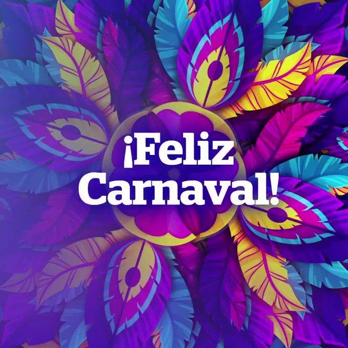 Feliz Carnaval!De Parte de Todo El Equipo de Atos Argentina Te Deseamos ...