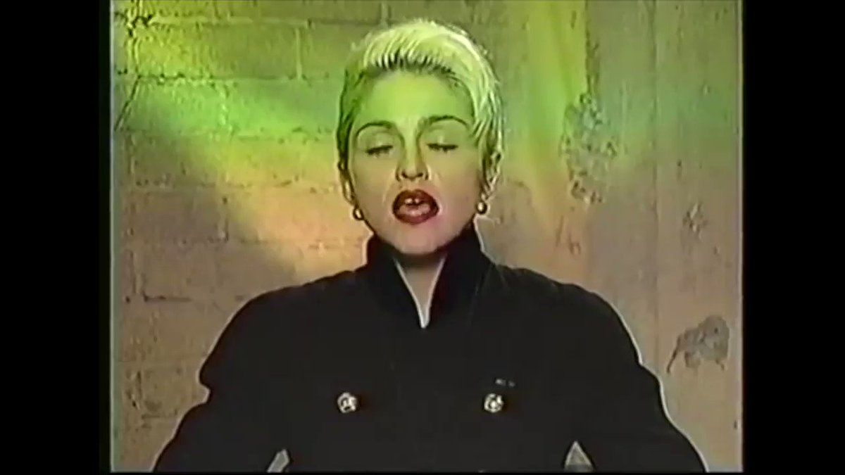 Replying to @stream_with: I respect Madonna so much for this