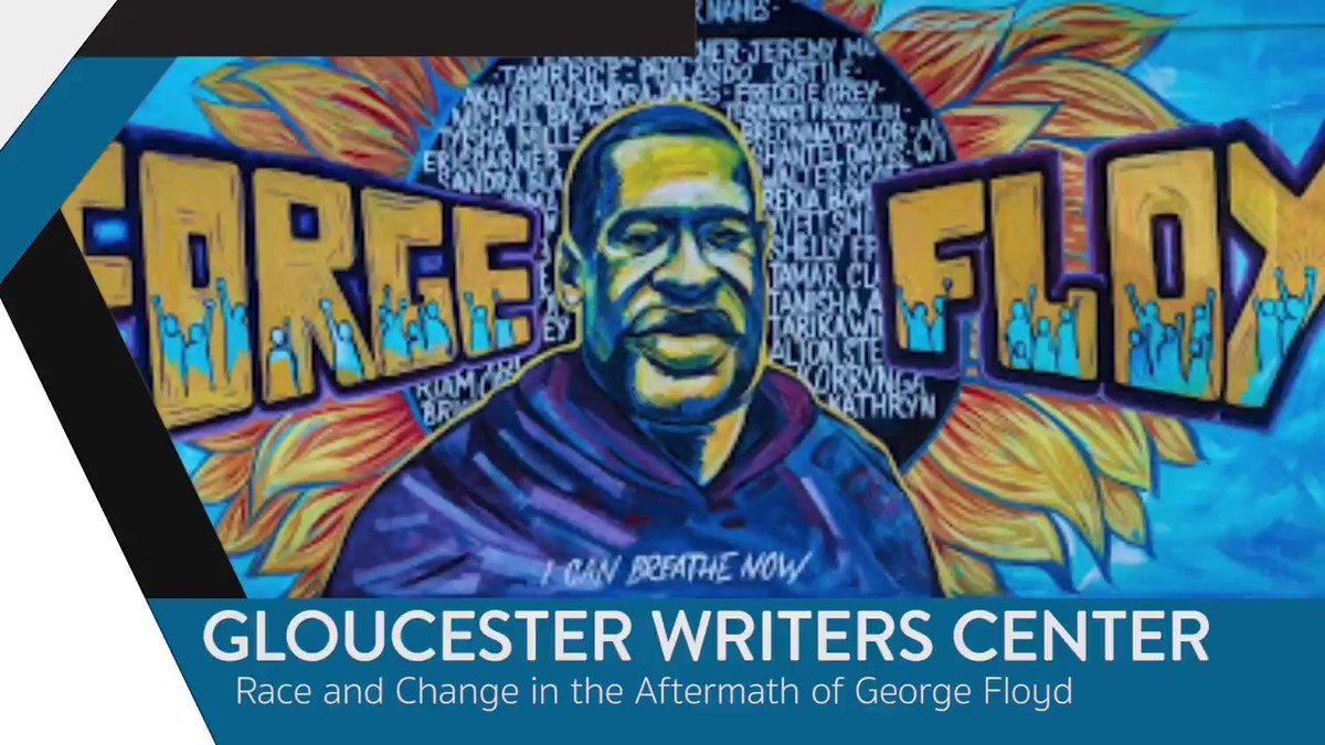 Possible change ⏳ in the aftermath of #GeorgeFloyd ✊🏾 with @writers_center and a #local #MLKDay celebration 🎉 with @GMF_Gloucester...  Find it all this week on @1623Studios ➡️