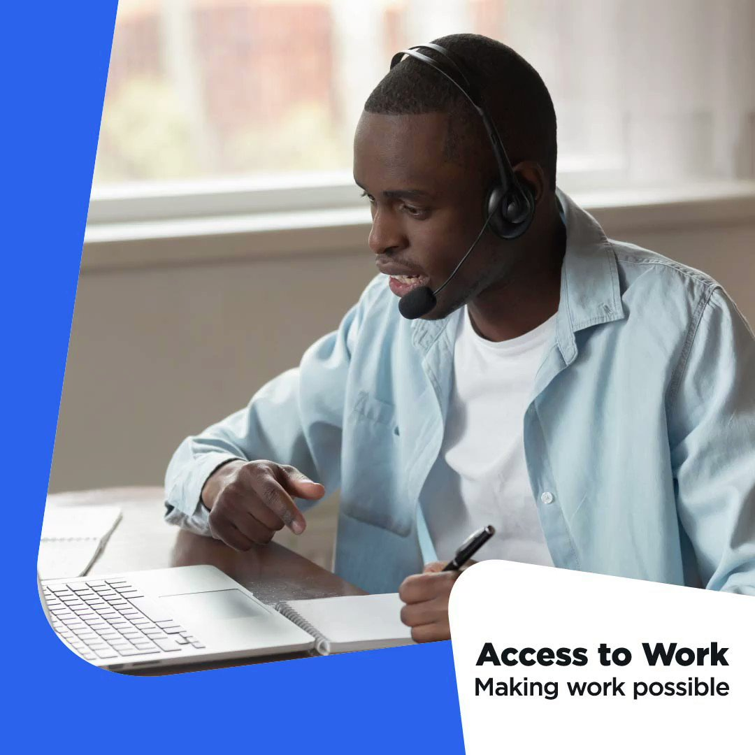 Support is available if you have a mental health condition that makes it difficult for you to work. #AccessToWork could offer you personal mental health support while you are in work. Find out more ow.ly/Bj4b50DboGv