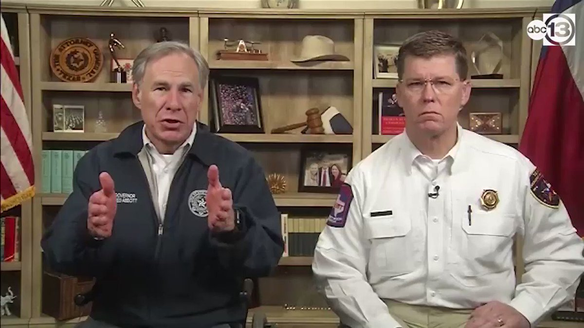 """""""Unacceptable"""" """"Total failure"""" Strong words from @GovAbbott during his interview with @ErikABC13 and @GinaGaston13 about @ERCOT_ISO Watch the full interview here:   #poweroutages #WinterStorm"""