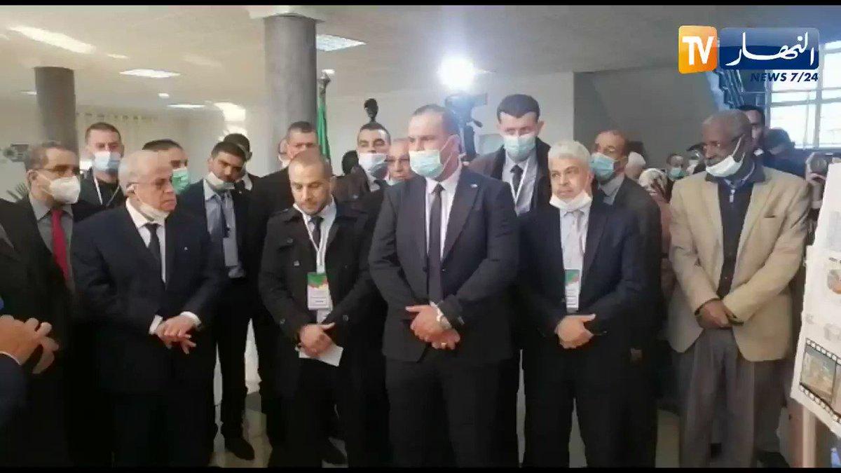 كريم يونس يدشن المندوبية المحلية لوسيط الجمهورية بـ سيدي بلعباس