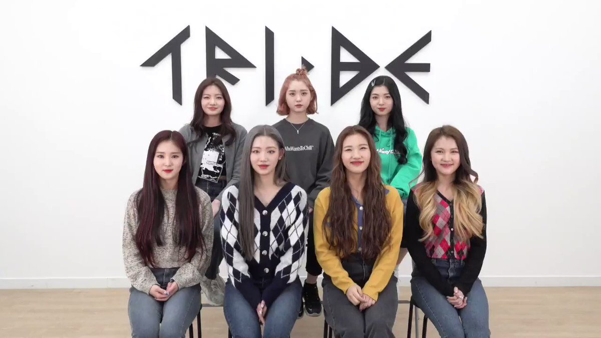 Rookie Group @tribedaloca serving you girl swag with first single album [ Da Loca] is out now! Check out their #DOOMDOOMTA  MV 🔴⚫️⚪️ -   #트라이비 #TRI_BE #둠둠타 #TRIBEDaLoca #KPOP