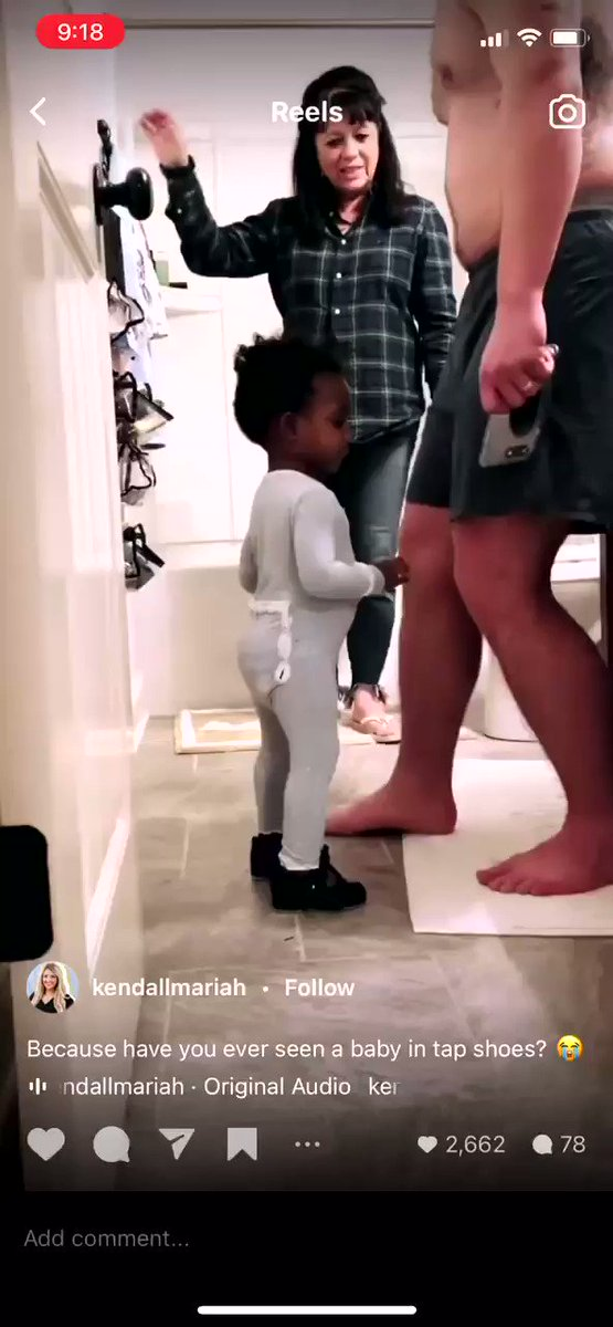 White couple gets some tap shoes for their Black adopted child..  🤔
